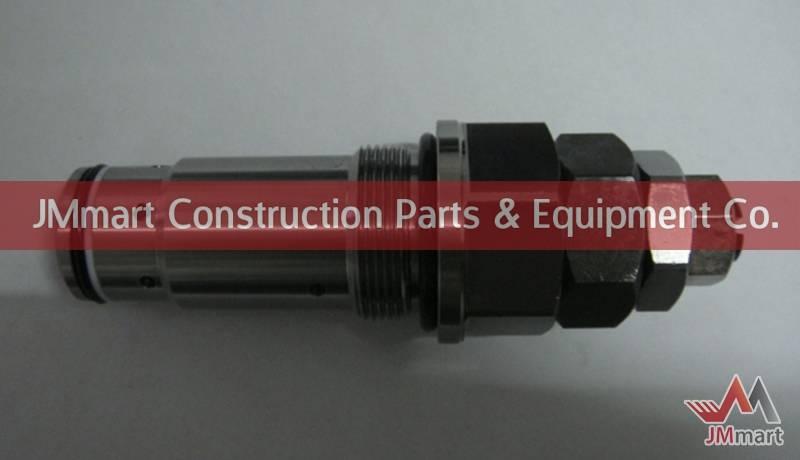 Relief Valve 31N8-17460 for Hyundai Excavator
