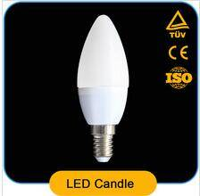 5W LED Candle Lamp with E14 Lampbase