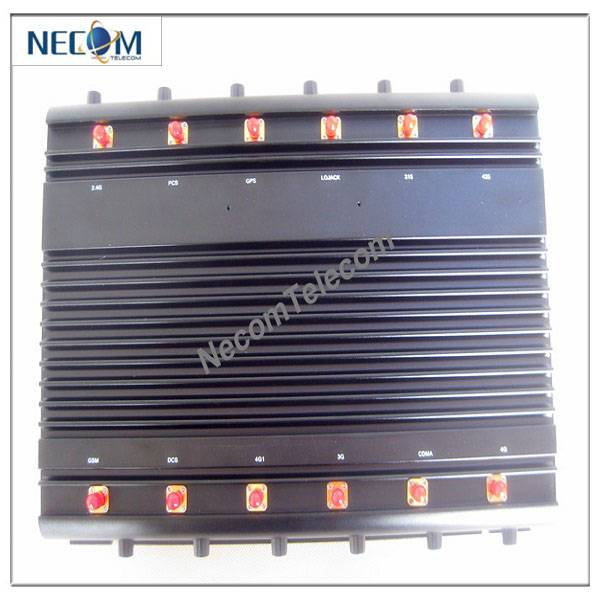 12 antennas cellular-wifi-gps-lojack-433-315mhz all in one jammer