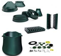 Terex Crusher Parts and Wear Parts