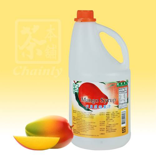 Mango Flavor Concentrated Syrup