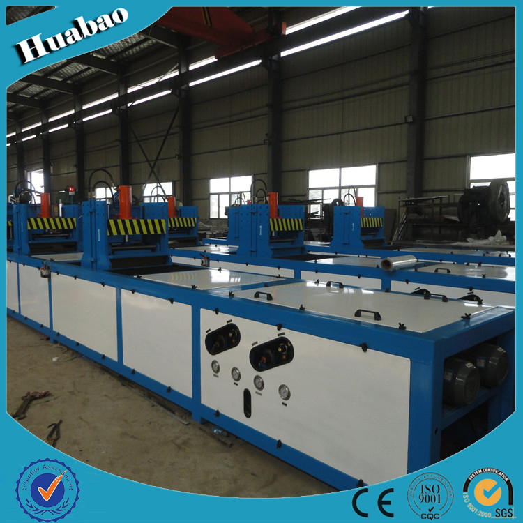 fiberglass pultruded grating pultrusion machinery
