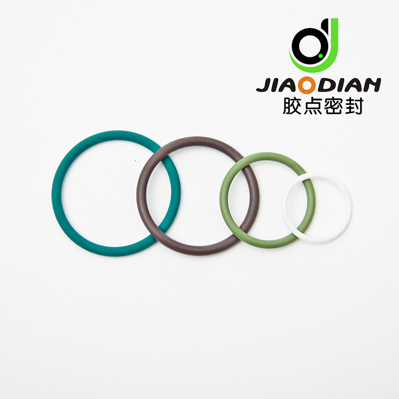 NBR Brown O Rings of Size Range as 568, JIS2401 on Short Lead Time with SGS CE RoHS FDA Cetified (O-