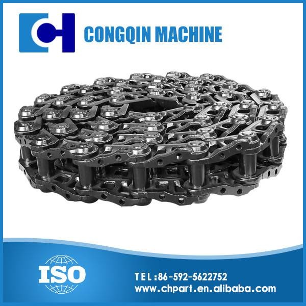 cheap but good quality excavator parts track link track shoe assy
