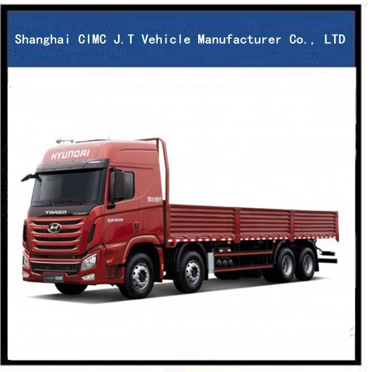 Hyundai Lorry Truck Cargo Truck