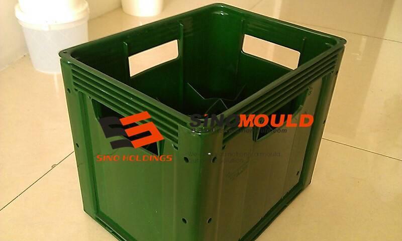 Cola Bottle Crate Mould