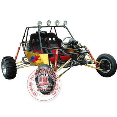 Double Seats Go-Kart with Powerful 800cc Water Cooling Engine