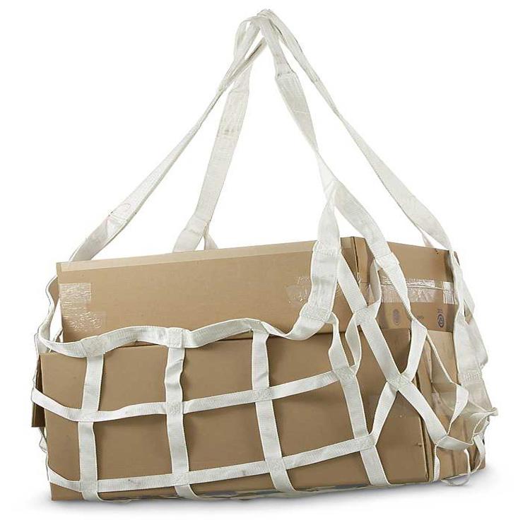 flat web cargo lifting net