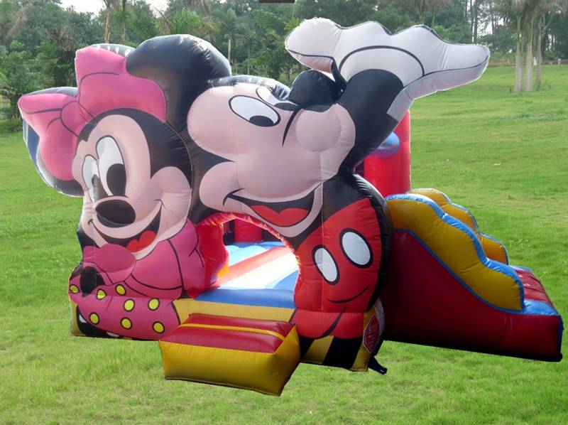 inflatable bouncer for kids play