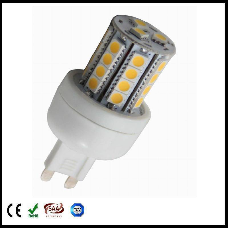 led g9 corn lamp no cover