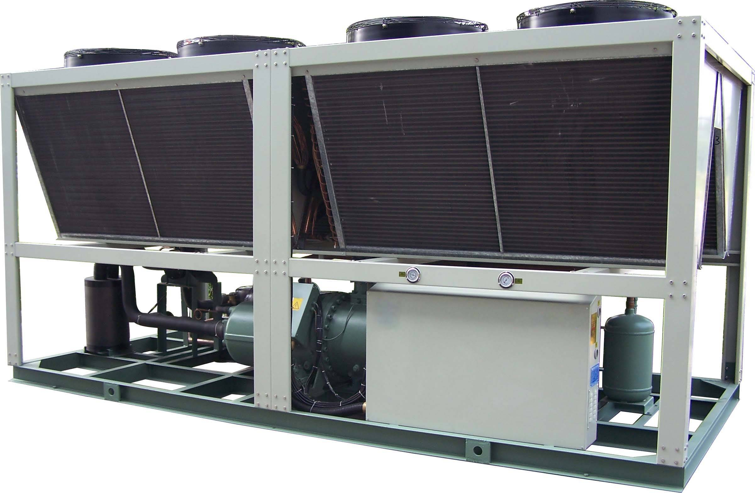 Screw type air cooled explosion proof scroll type china water chiller