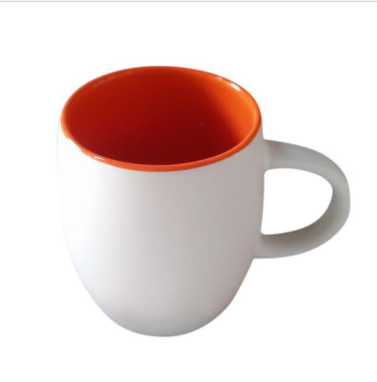 Promotional gift Custom Logo ceramic mug/cup for company advertising