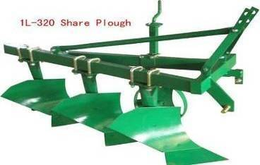 tractor matched plough