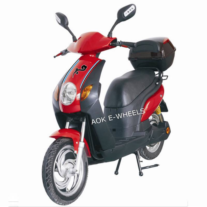 350W/500W Motor Moped Scooter with Pedal (ES-016)