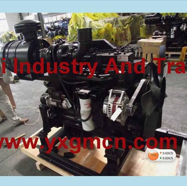 cummins 6CTA8.3-C215 diesel engine for sale