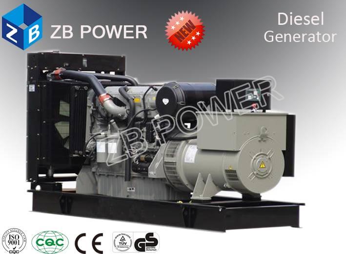 300KW Generator with VOLVO Engine
