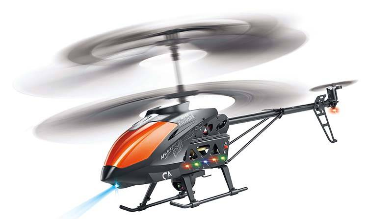 Radio control helicopter wholesale with camera transmission video feed
