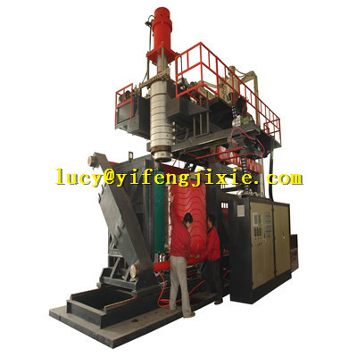 best quality water tank blow molding machinery