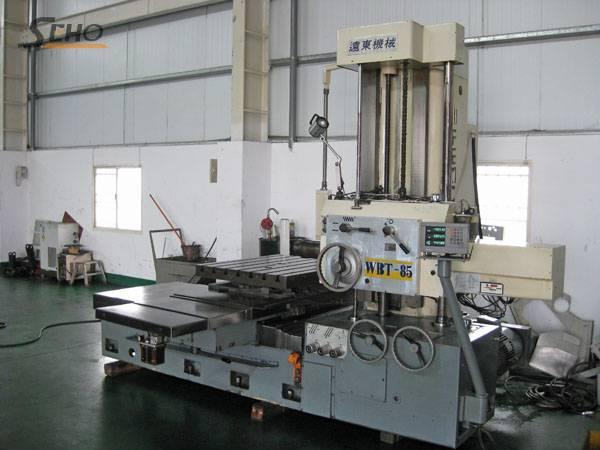 FEMCO WBT-85 Horizontal Boring & Milling Machine (1989)