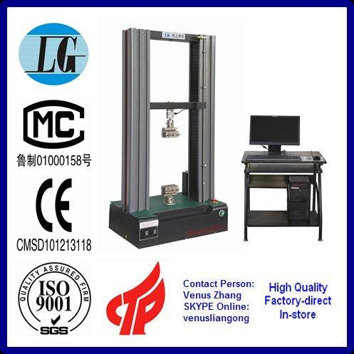 PVC Plastic Film Tensile Strength Testing Machine with 30kn