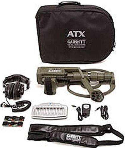 Garrett ATX Metal Detector, All terraine Land & Water