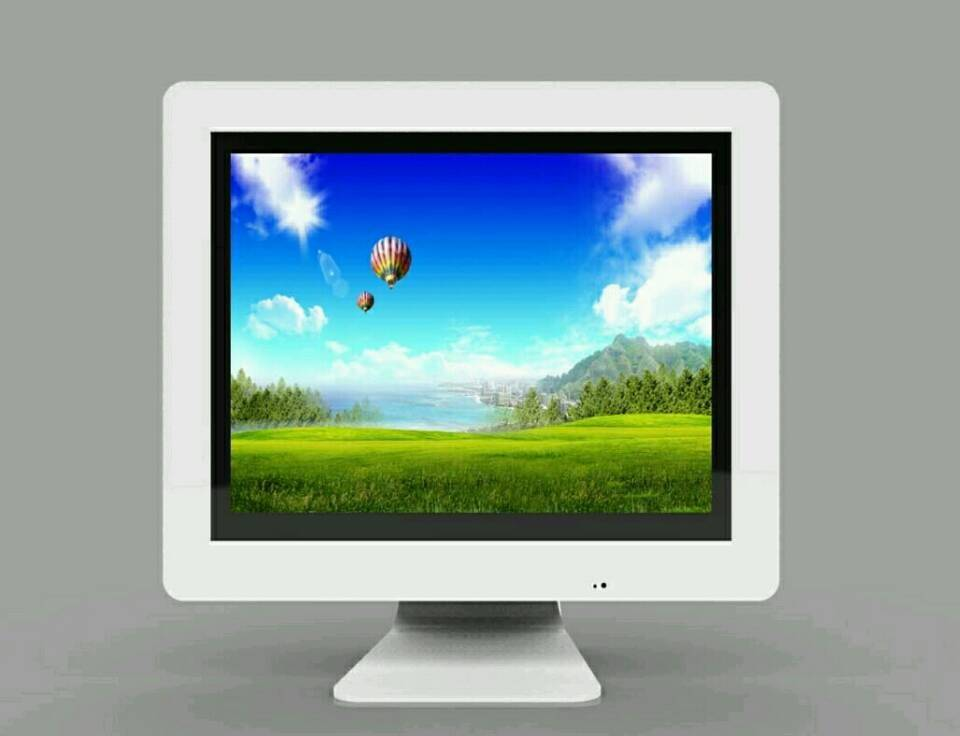 New Model 15inch LED TV or As PC Monitor ,Fashion Design (Z15A)