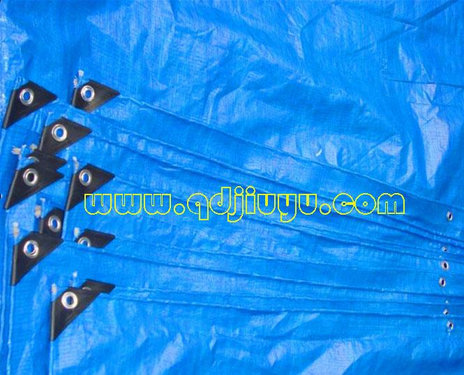 Polyethylene Woven Tarpaulin Fabrics/PE Tarps, Woven Fabric