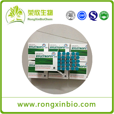 Hygetropin HGH 200iu CAS12629-01-5 Human Growth Hormone Lyphilized Powders