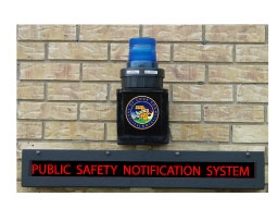 Homeland Security - Wireless - Alarm Alert -PSNS Trio