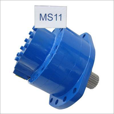 Poclain MS11 motor, hydraulic motor, OEM MS motor parts