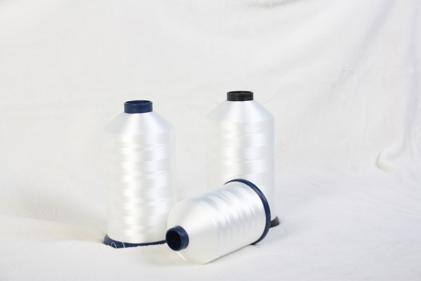 raw polyester thread for Mattresses, shoes,luggage & bags