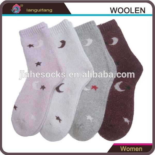 women woolen Soft Socks Various Colors are Available