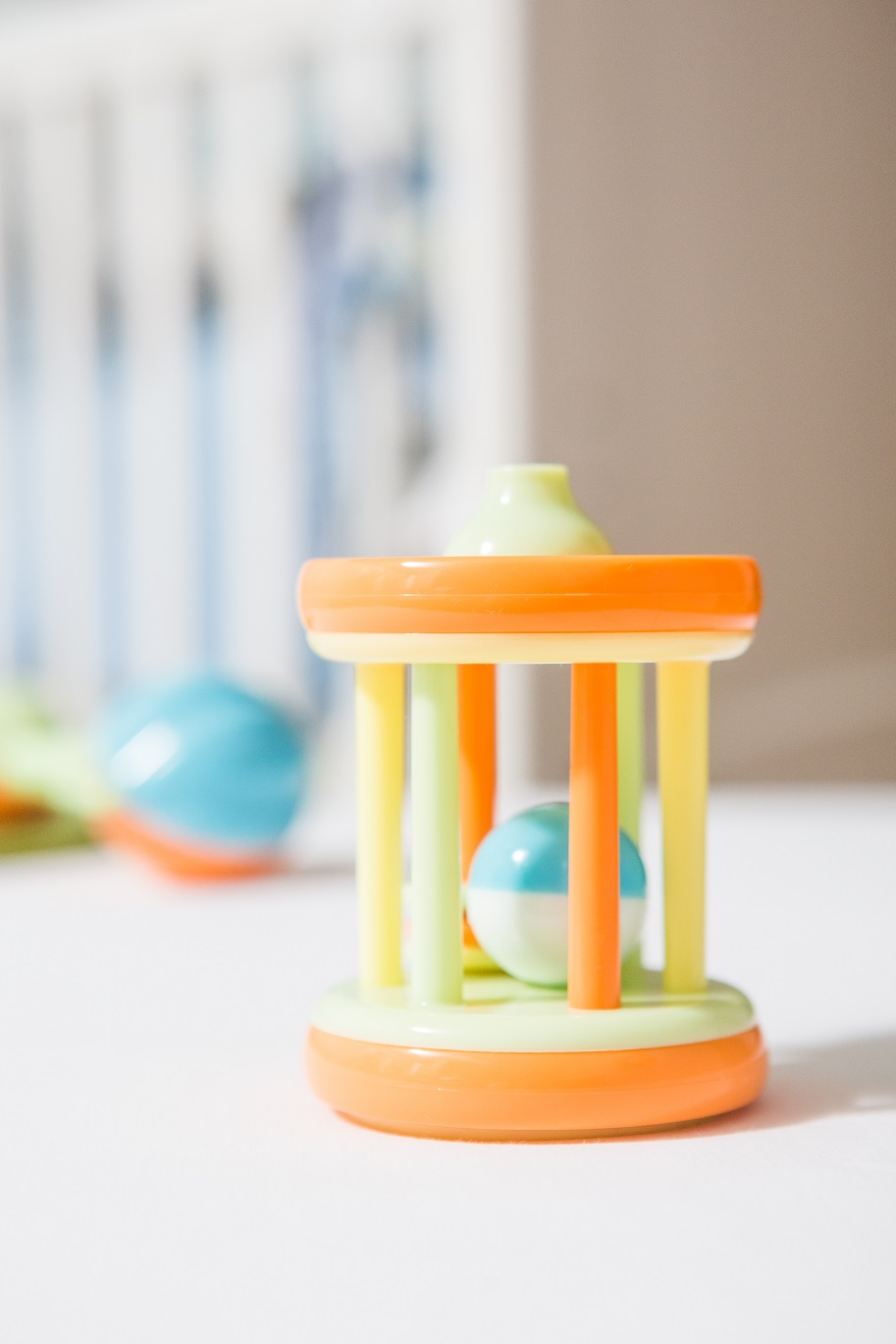 baby product Rattle Drum_Eco-Friendly Biodegradable Rattle