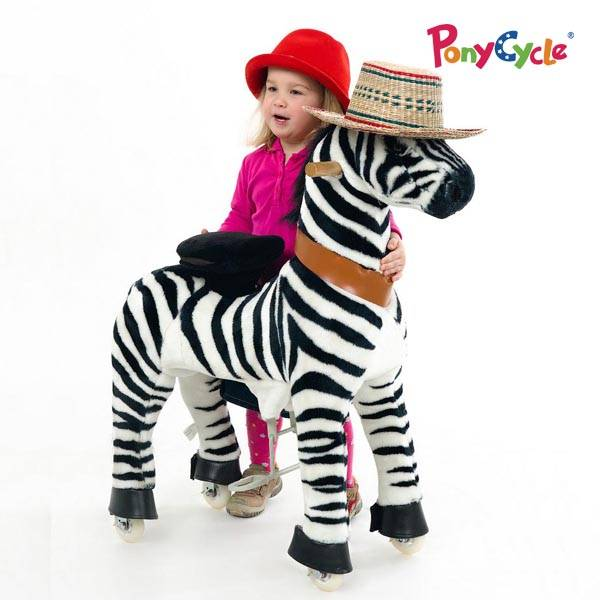 ride on miniature horse toy