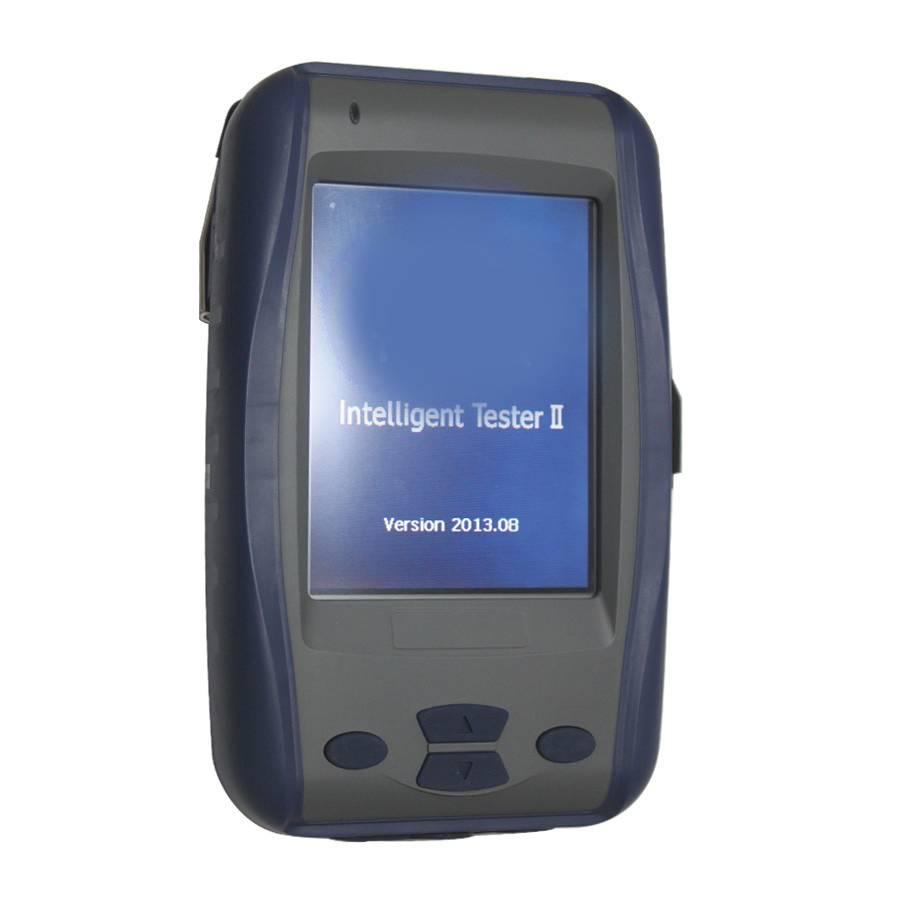 Intelligent Tester IT2 2015.10 for Toyota Lexus and Suzuki With Oscilloscope