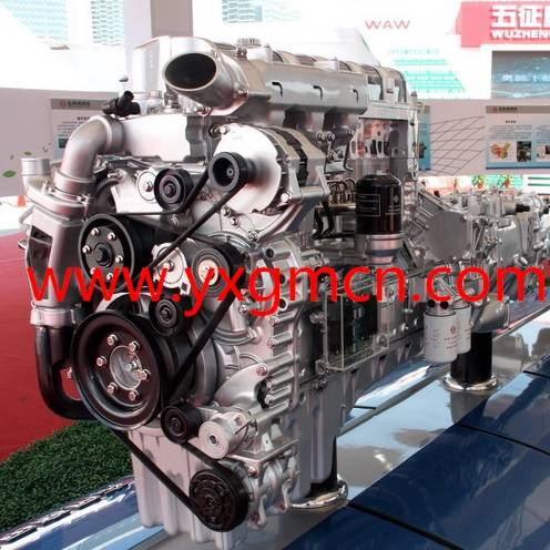 Dongfeng dCi420-40 Dci11 diesel engine