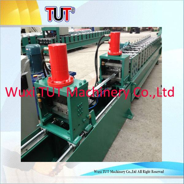 2 in 1 Flying Punching and Cutting Light Steel Keel Roll Forming Machine