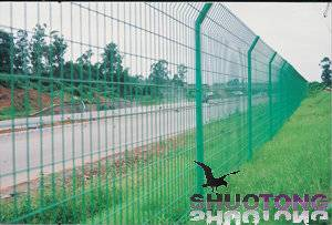 shuotong PVC coated welded wire mesh