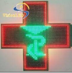LED Cross Signs With CE Has 40cm 60cm 80cm 100cm Many Sizes