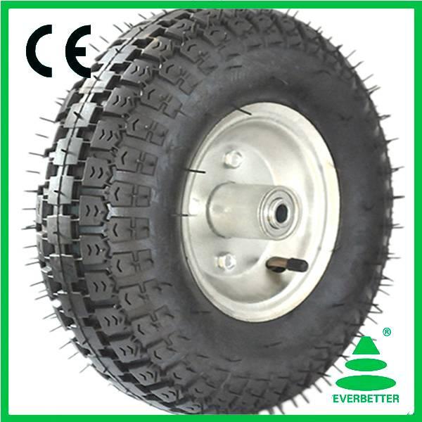 pneumatic wheelbarrow wheel 3.50-5
