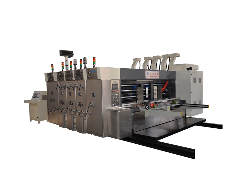 Carton packing machinery