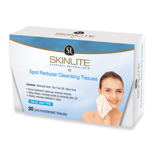 Spot Reducer Cleansing Tissues