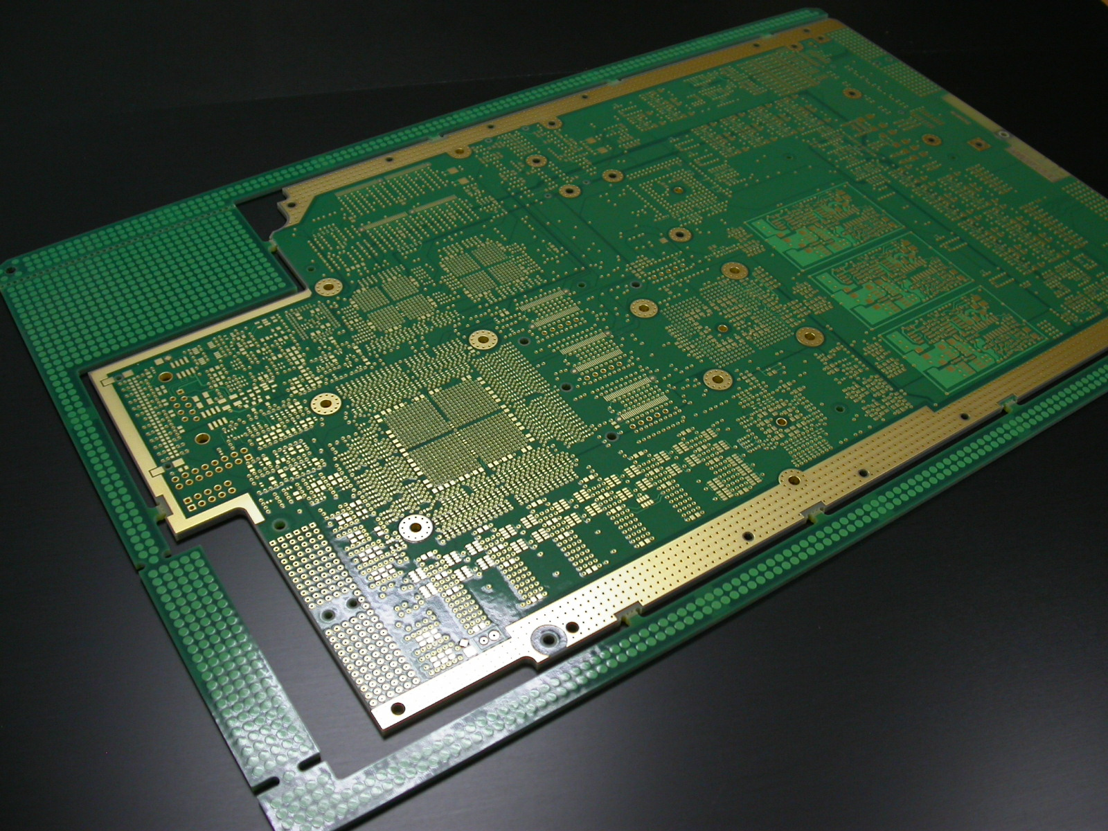 rigid fr4 6 layer circuit boards pcb fabrication china