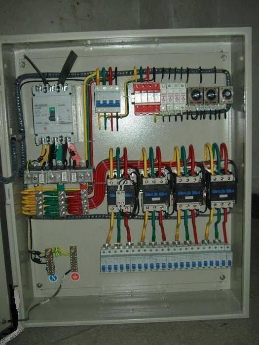 hot sale high quality  main breaker panels lighting distribution boards power distribution boxes