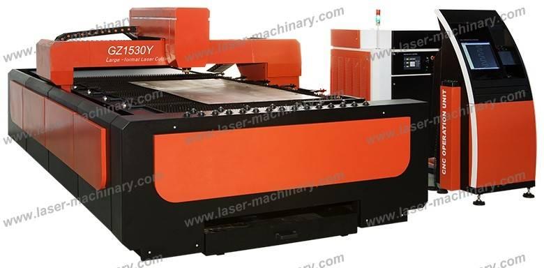 GZ1530Y Metal Laser Cutting Machine from Guanzhi Industry Co., Ltd