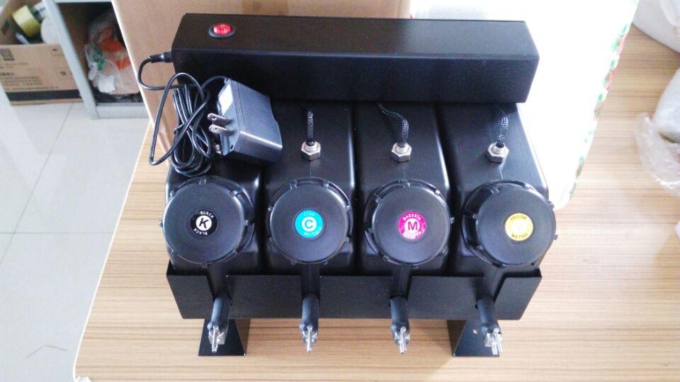 Bulk System with Liquid Sensor