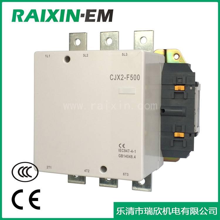 CJX2-F500 AC Contactor