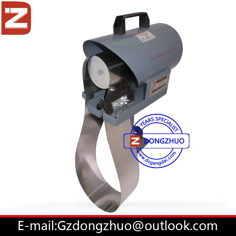 Industrial Belt Oil Skimmer From Dongzhuo Factory