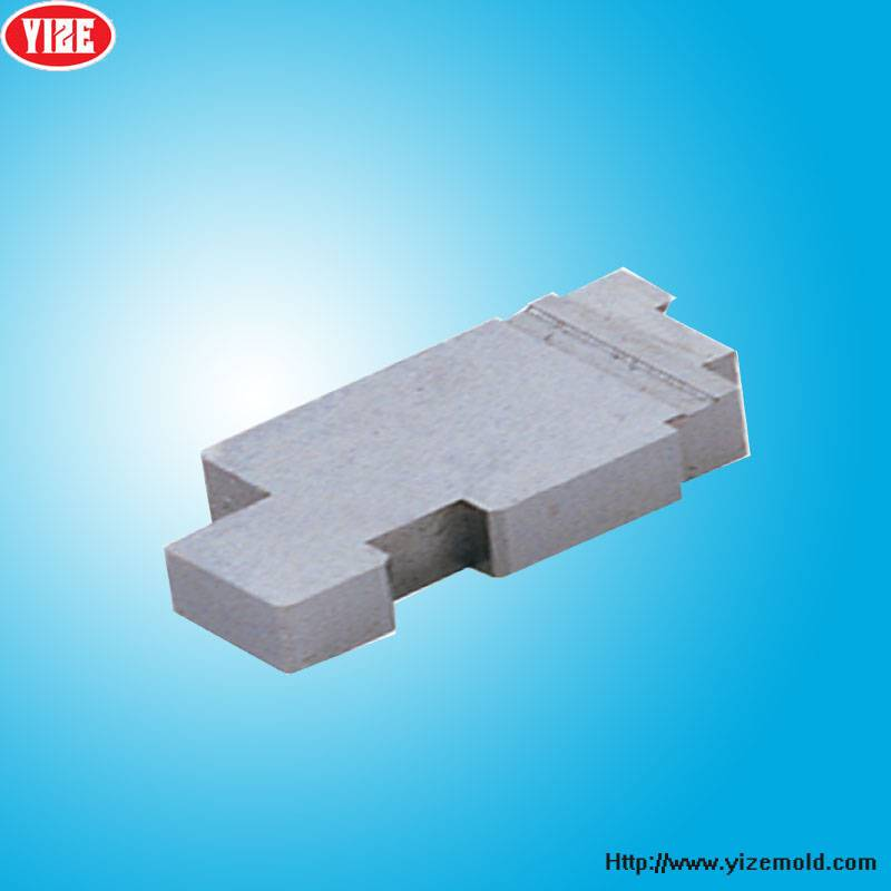 Punch mould components machining customized mould part