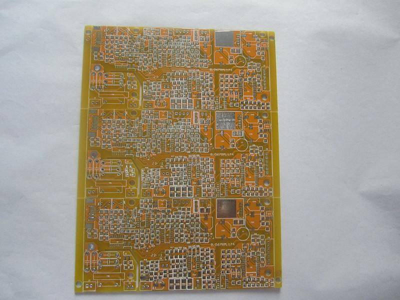 8 Layers Rigid PCB (High TG)
